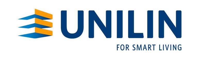 "Логотип компании ""UNILIN"""